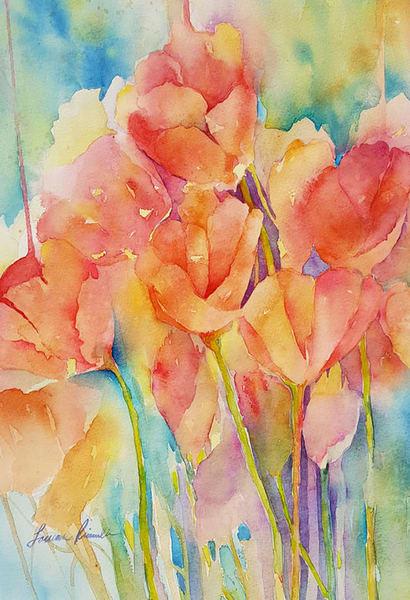 Blended Blooms Art | East End Arts