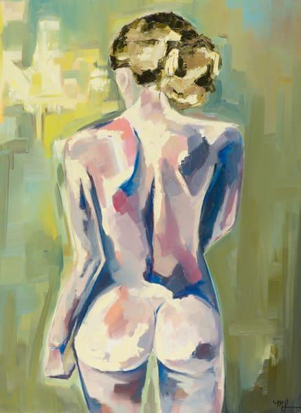 Nude I Art | Meredith Steele Art