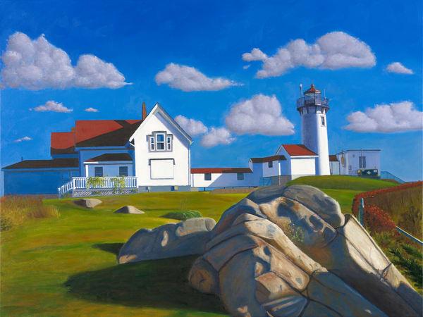 Eastern Point Art   The Art of David Arsenault