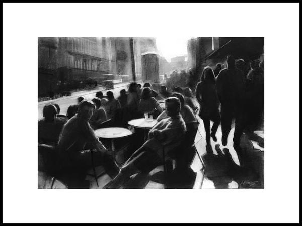 High Street I (From The Open Spaces Series)  Art | Adam Benet Shaw Studios