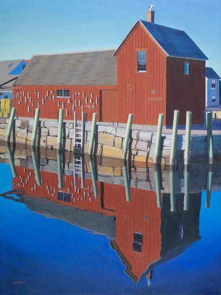 Mirror Motif Art   The Art of David Arsenault