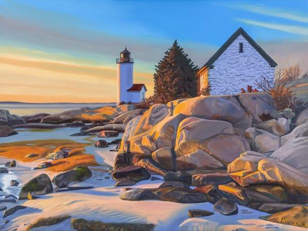 Going Towards The Light Art   The Art of David Arsenault