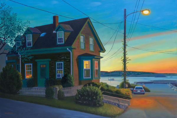 Inside Art | The Art of David Arsenault