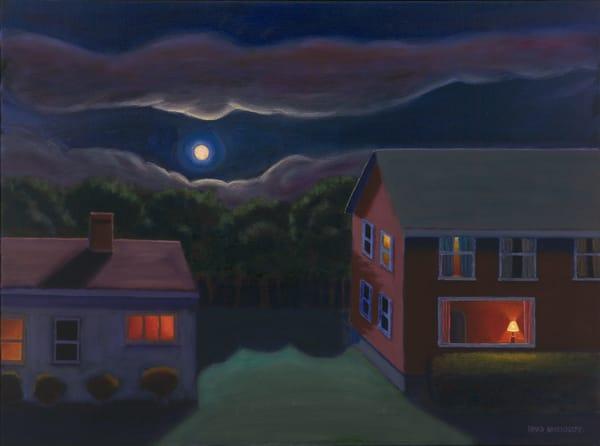 Moon Walk Art   The Art of David Arsenault