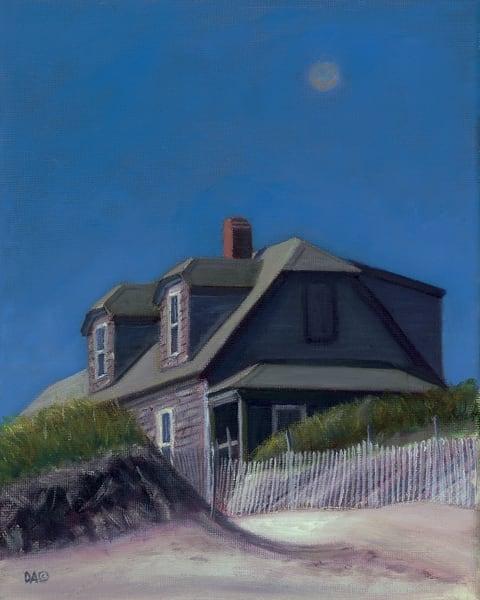Moon, Dune Art   The Art of David Arsenault