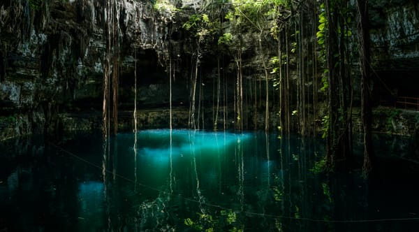 Cenote Oxman by Varial*