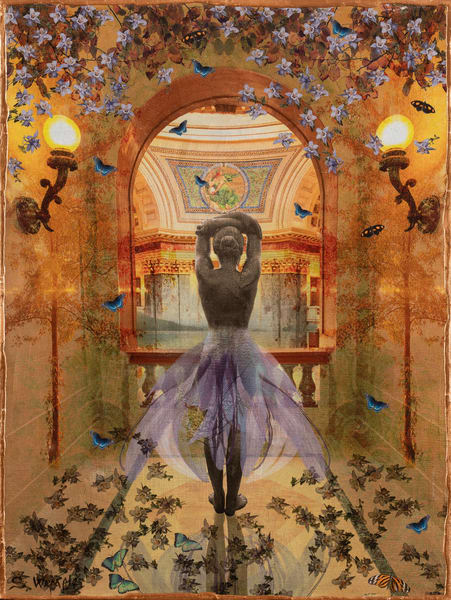 Cum Visum Locus Art | Sondra Wampler | fine art