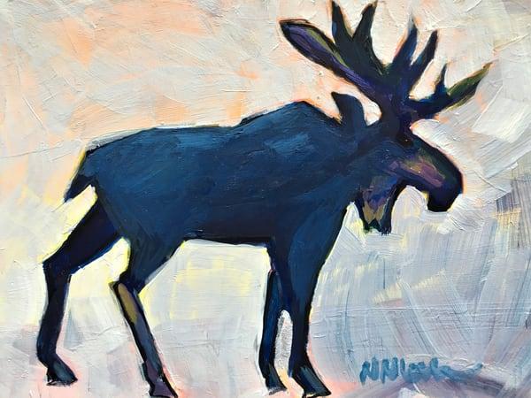 Moose appreciation big game