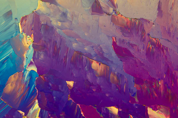 Ethereal Cliffs Art | Carol Roullard Art