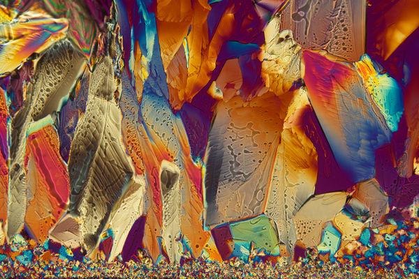 Crystal Rock Garden Art | Carol Roullard Art