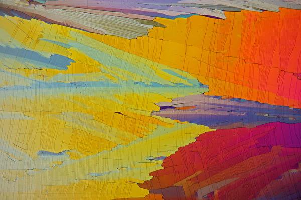 River Of Fire Art | Carol Roullard Art
