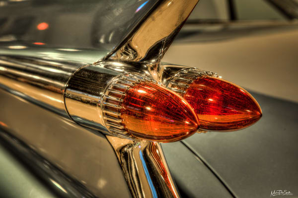 Taillights and Fins