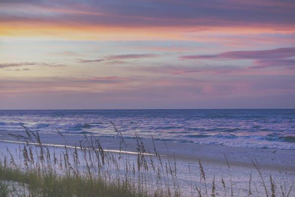 The Purple Waves of Destin | Susan J Photography