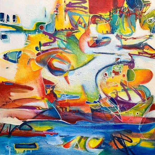 Energetics 5 Art | Kristyn Watterworth