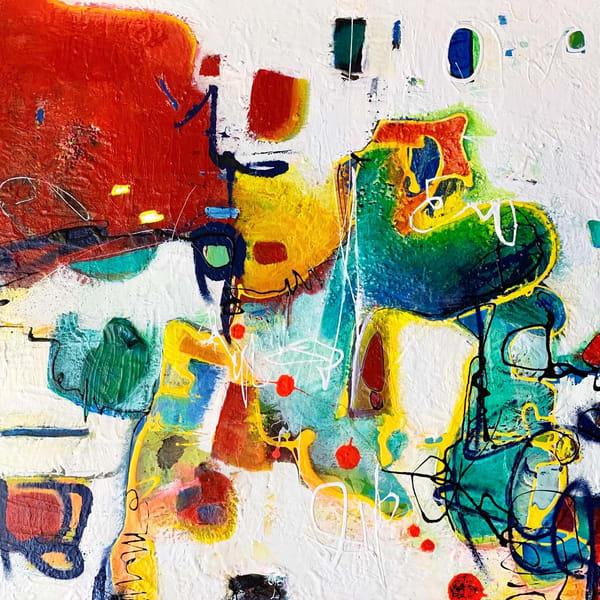 Energetics 7 Art | Kristyn Watterworth