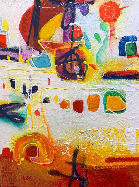 Energetics 10 Art | Kristyn Watterworth