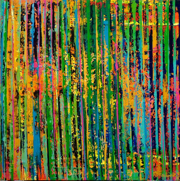 Rain Forest Art | benbonart