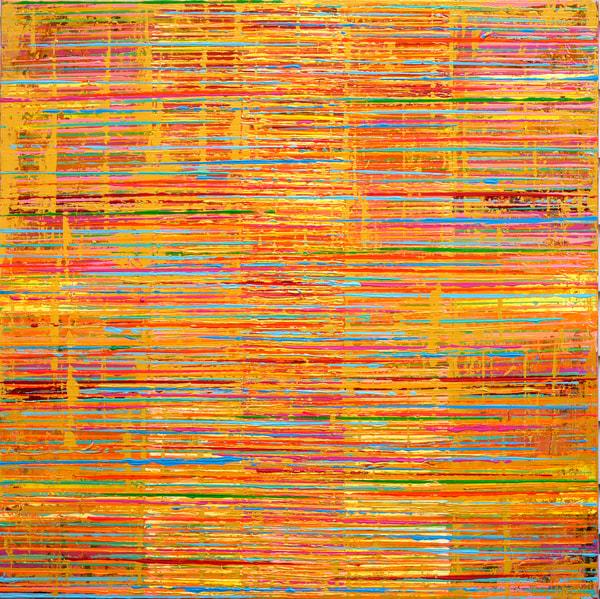 Gold Weave Art | benbonart