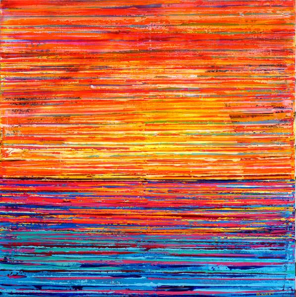 Sunny Rise  Art | benbonart