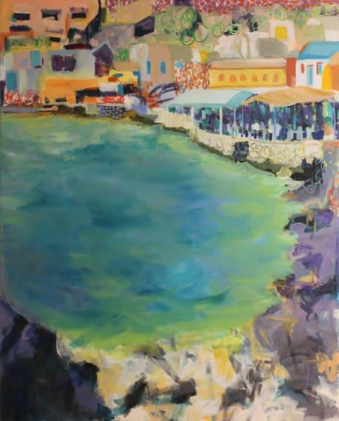 Beauty In Color Iv ($2500, Original Painting) Art | Jennifer Ferris