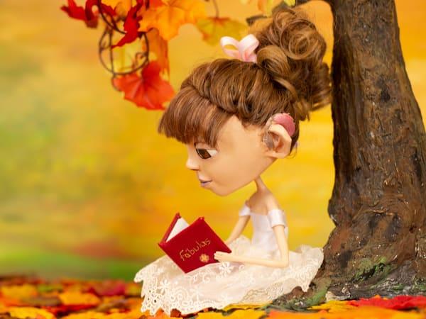 Clara in the fall 01