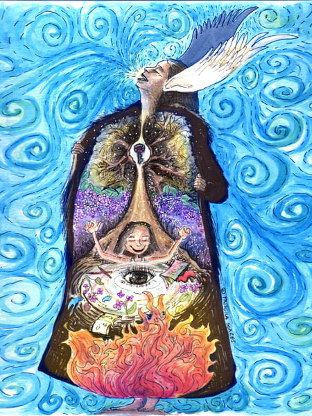 Inner World Art | Priscila Soares - MyLuckyEars