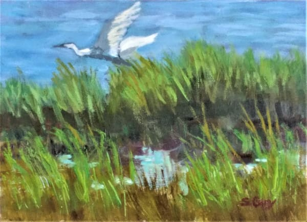 Wandering   Original Oil Art | Sharon Guy