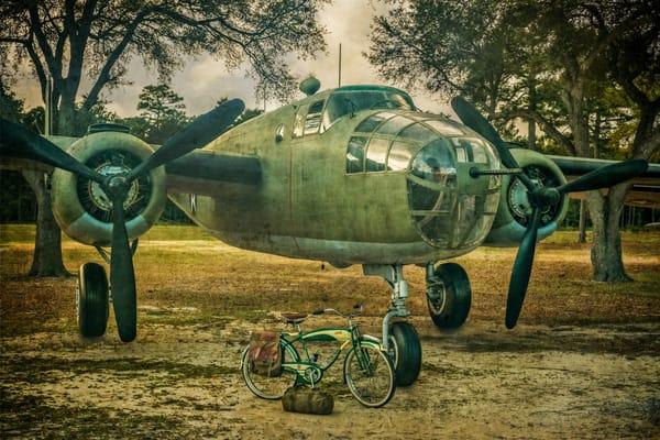 A Doolittle Raider Photography Art | Ken Smith Gallery