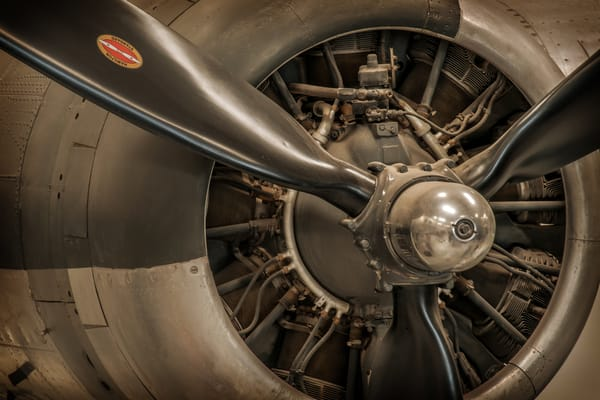 B17 Powerplant Photography Art | Ken Smith Gallery