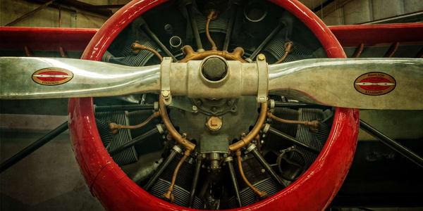 Bi Plane Power Photography Art | Ken Smith Gallery