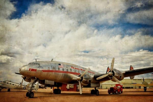 Lockheed Constellation Photography Art | Ken Smith Gallery