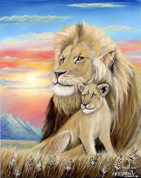 Father's Love Art | errymilart