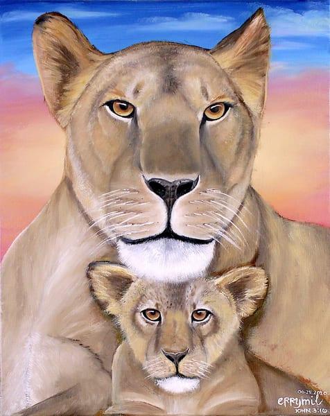 Mother's  Love Art | errymilart