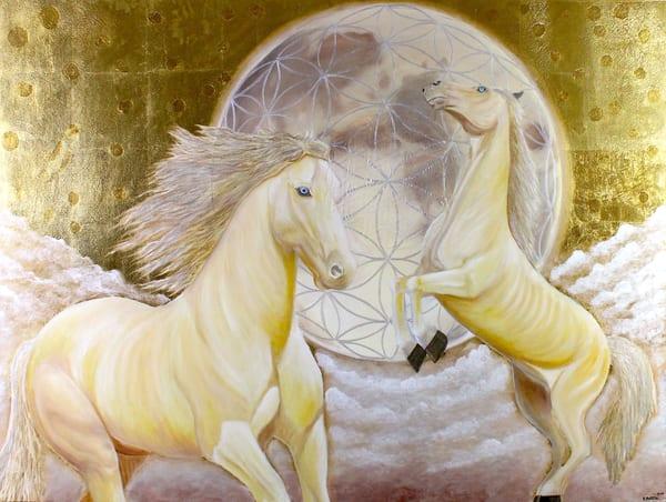 Pale Horse art: Shop Art / Errymil Batol Art