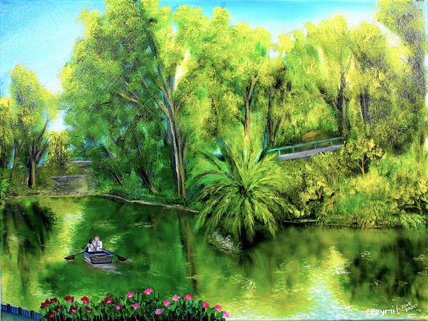 Jordan River Art | errymilart