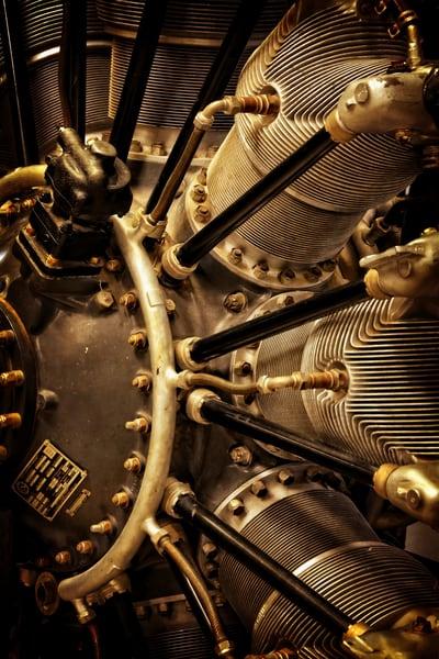 Pratt Whitney Engine Photography Art   Ken Smith Gallery