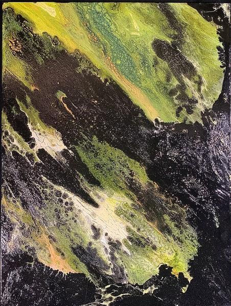 Eruption  Art | Martsolf Lively Contemporary