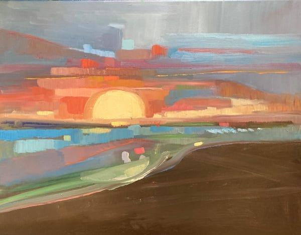 One Special Sunset Art | Peg Connery-Boyd Artwork