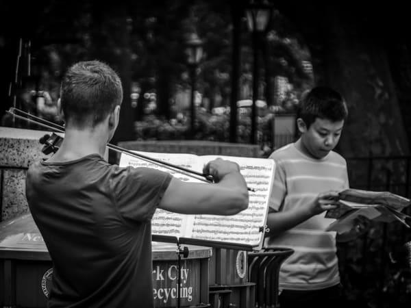 First Violin Photography Art | martinalpert.com