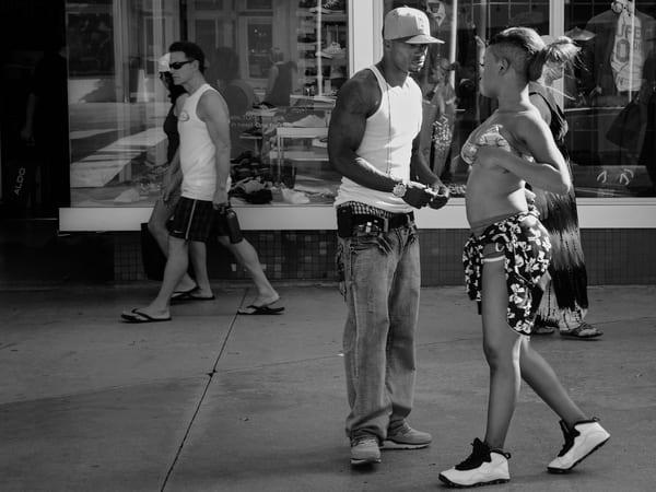 Lincoln Road Transaction Photography Art | martinalpert.com