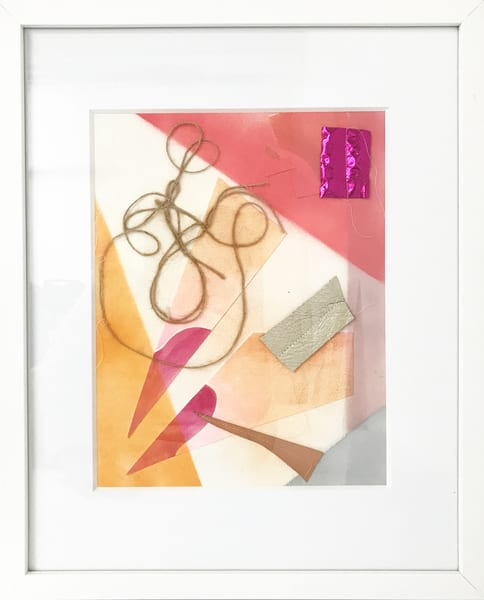 Dancing In The Street (Framed) Art | Makiko Harris Art