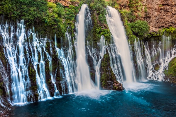 Burney Falls Photography Art | Ken Smith Gallery