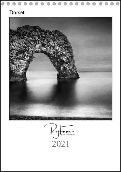 Dorset 2021 Calendar | Roy Fraser Photographer