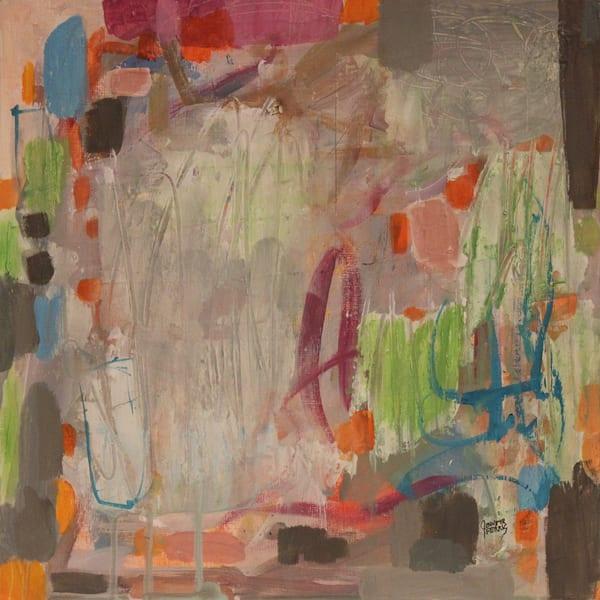 "Print Of ""Happy Dance Ii"" Art | Jennifer Ferris"