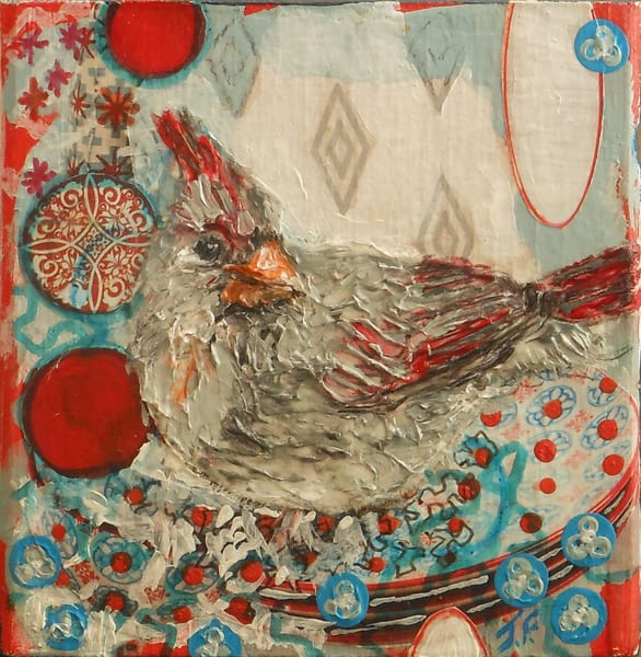 "Print Of ""Diamonds In The Sky"" Art | Jennifer Ferris"
