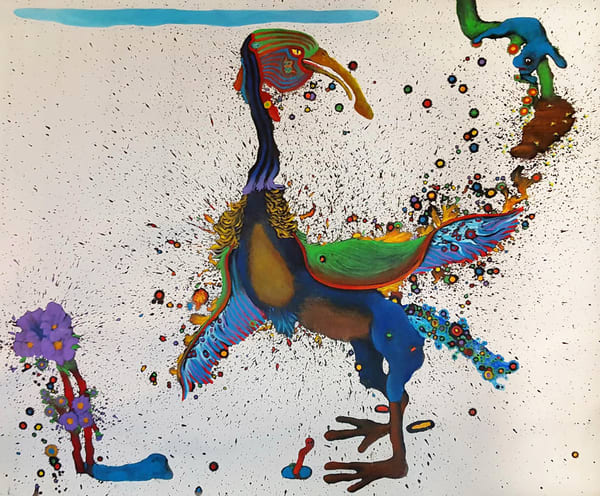 Angry Bird Art   Scheihagen Art