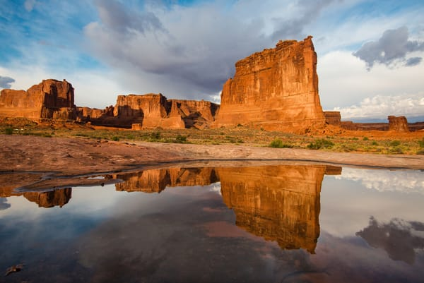 The Organ At Arches Np Photography Art | Greg Starnes Phtography