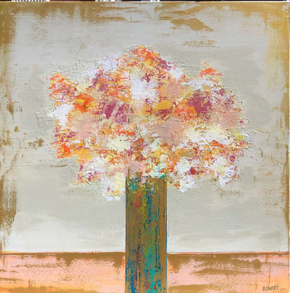 Summer Bouquet Art | benbonart