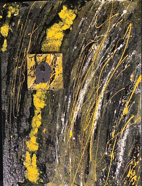 Splitting The Atom #3 Art | Martsolf Lively Contemporary