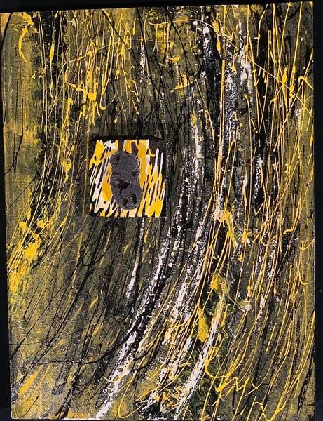 Splitting The Atom #2 Art | Martsolf Lively Contemporary